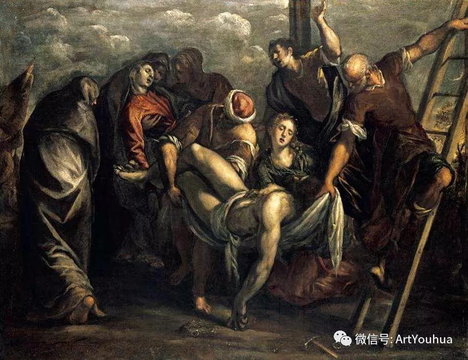 No.14 丁托列托 | 16世纪意大利威尼斯画派著名画家插图91