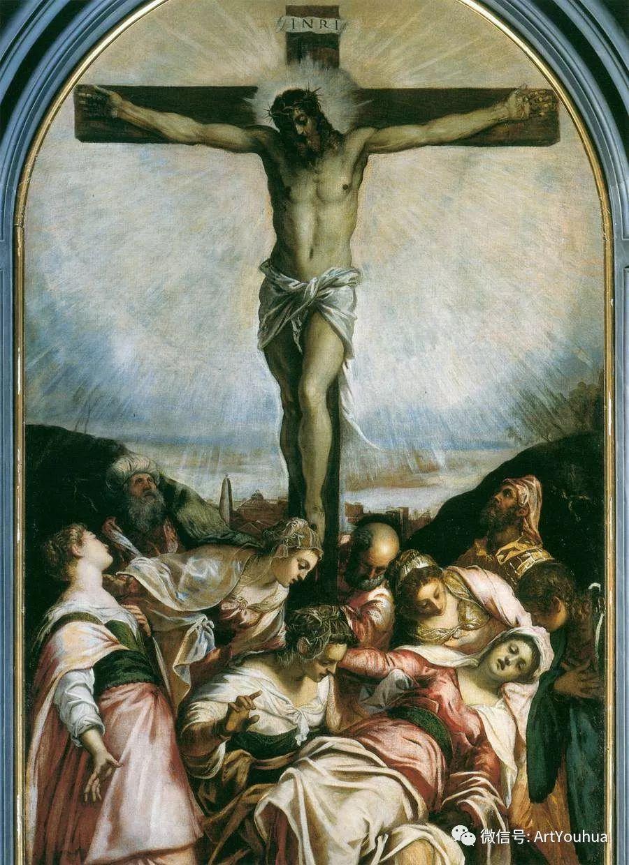 No.14 丁托列托 | 16世纪意大利威尼斯画派著名画家插图92
