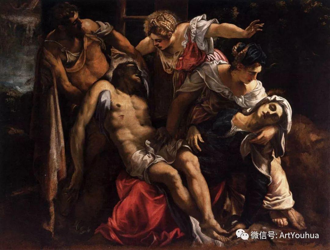 No.14 丁托列托 | 16世纪意大利威尼斯画派著名画家插图93