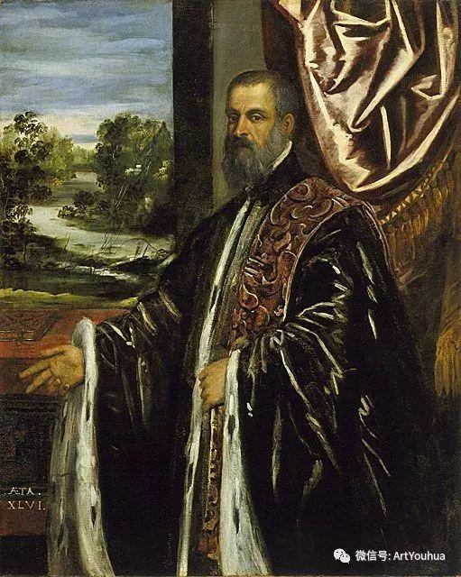 No.14 丁托列托 | 16世纪意大利威尼斯画派著名画家插图95
