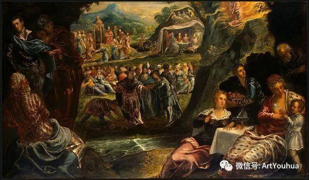 No.14 丁托列托 | 16世纪意大利威尼斯画派著名画家插图97