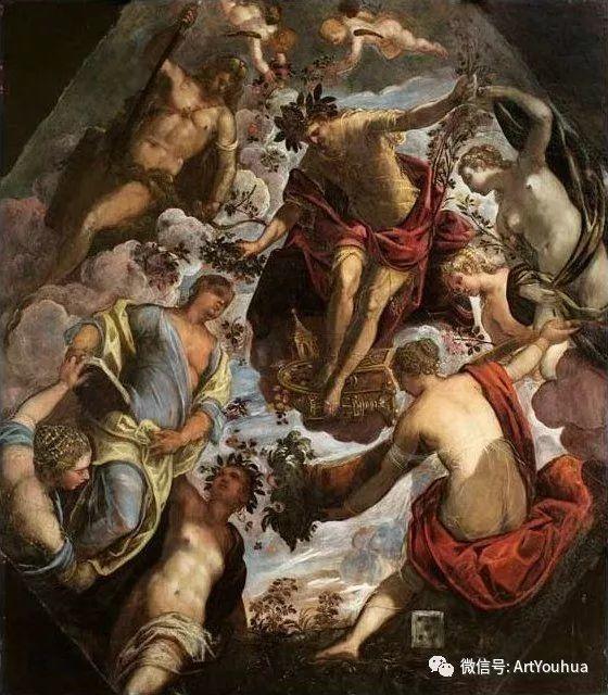 No.14 丁托列托 | 16世纪意大利威尼斯画派著名画家插图98