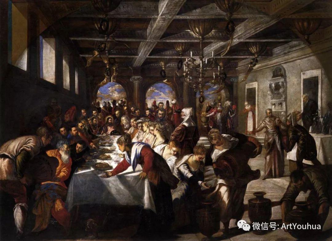 No.14 丁托列托 | 16世纪意大利威尼斯画派著名画家插图99