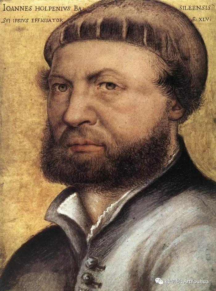 No.12 汉斯·荷尔拜因 | 16世纪德国最后一位著名的画家插图1