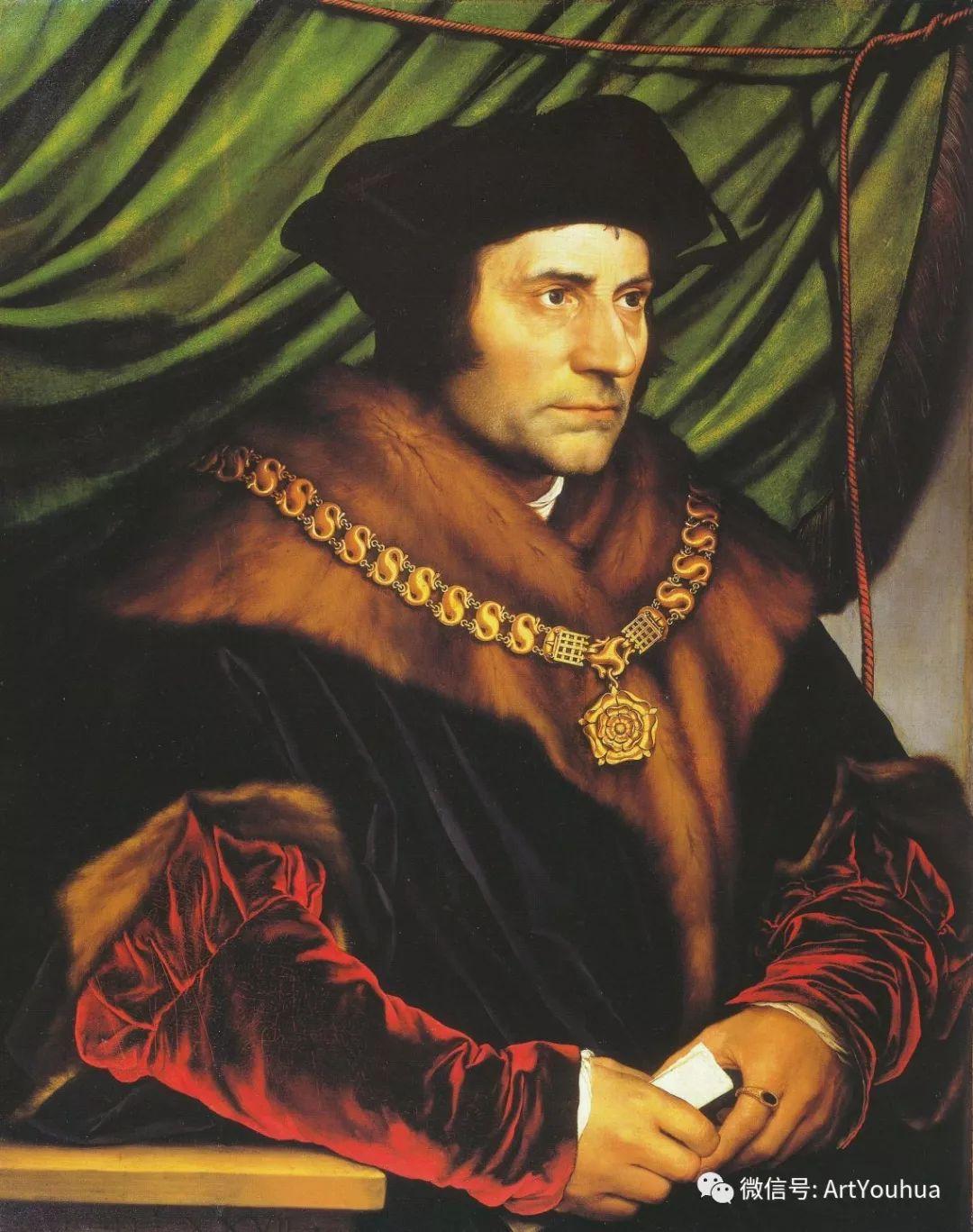 No.12 汉斯·荷尔拜因 | 16世纪德国最后一位著名的画家插图7