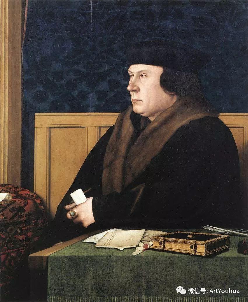 No.12 汉斯·荷尔拜因 | 16世纪德国最后一位著名的画家插图9