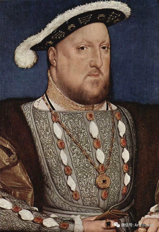 No.12 汉斯·荷尔拜因 | 16世纪德国最后一位著名的画家插图15
