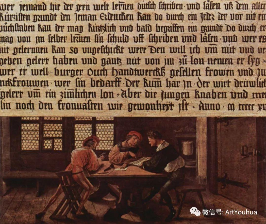 No.12 汉斯·荷尔拜因 | 16世纪德国最后一位著名的画家插图25