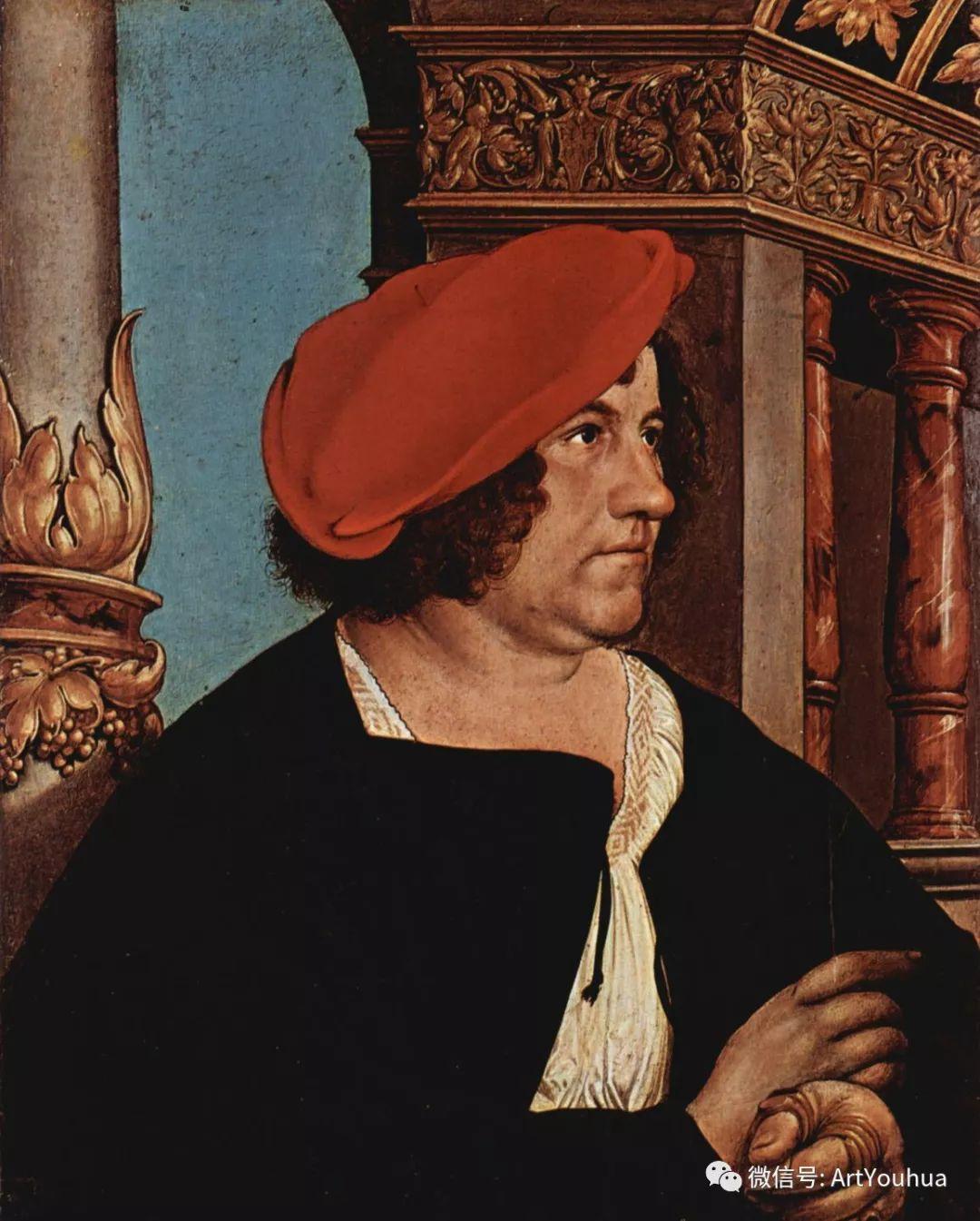 No.12 汉斯·荷尔拜因 | 16世纪德国最后一位著名的画家插图29