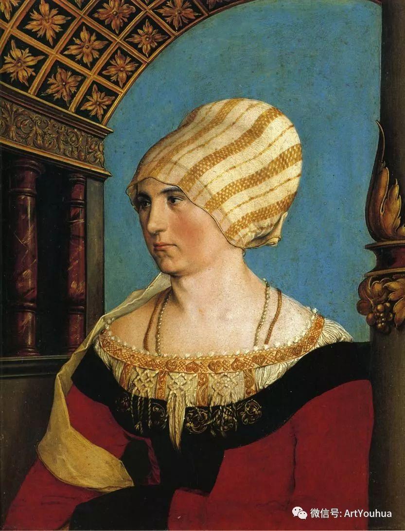 No.12 汉斯·荷尔拜因 | 16世纪德国最后一位著名的画家插图33