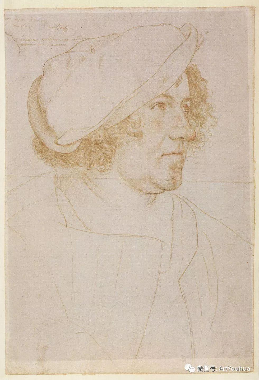 No.12 汉斯·荷尔拜因 | 16世纪德国最后一位著名的画家插图35