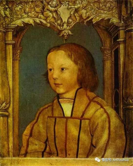 No.12 汉斯·荷尔拜因 | 16世纪德国最后一位著名的画家插图49