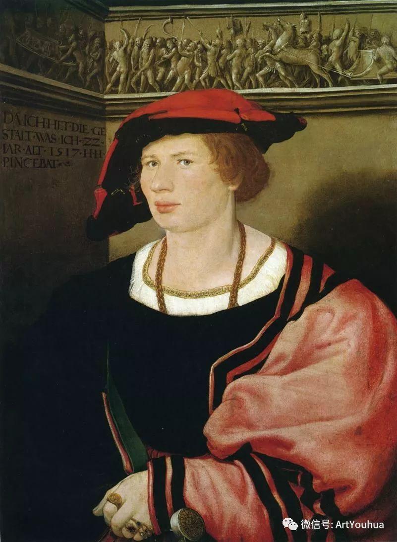 No.12 汉斯·荷尔拜因 | 16世纪德国最后一位著名的画家插图53