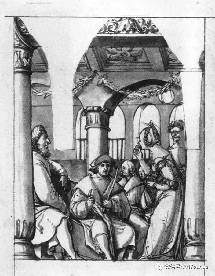 No.12 汉斯·荷尔拜因 | 16世纪德国最后一位著名的画家插图59