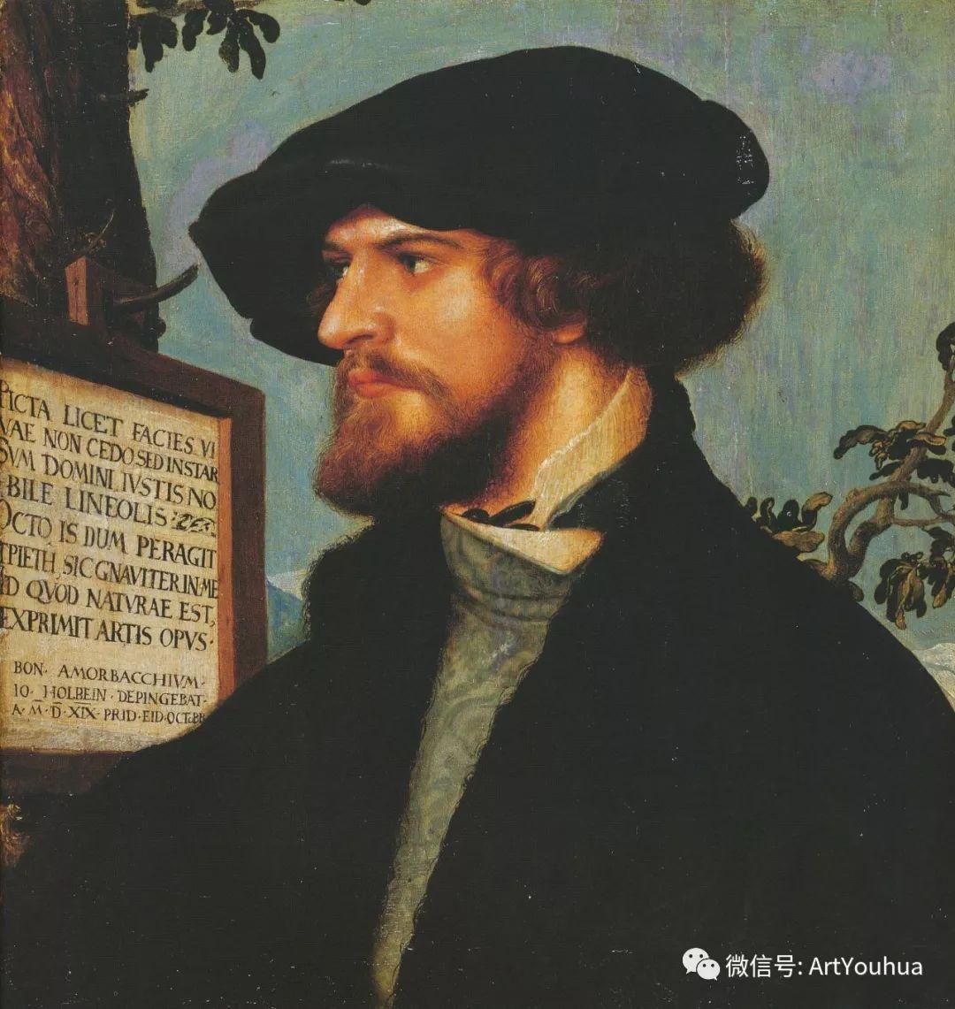 No.12 汉斯·荷尔拜因 | 16世纪德国最后一位著名的画家插图61