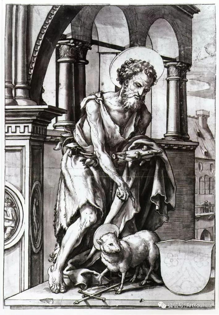 No.12 汉斯·荷尔拜因 | 16世纪德国最后一位著名的画家插图63