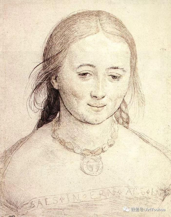 No.12 汉斯·荷尔拜因 | 16世纪德国最后一位著名的画家插图71