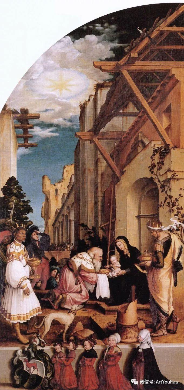 No.12 汉斯·荷尔拜因 | 16世纪德国最后一位著名的画家插图73