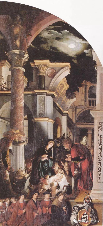 No.12 汉斯·荷尔拜因 | 16世纪德国最后一位著名的画家插图75