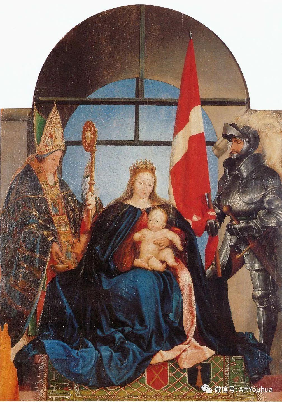 No.12 汉斯·荷尔拜因 | 16世纪德国最后一位著名的画家插图77