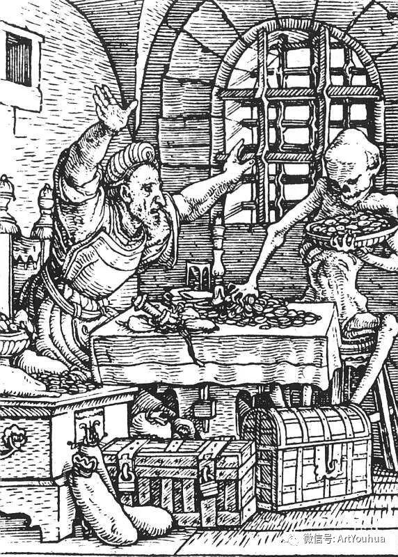 No.12 汉斯·荷尔拜因 | 16世纪德国最后一位著名的画家插图79