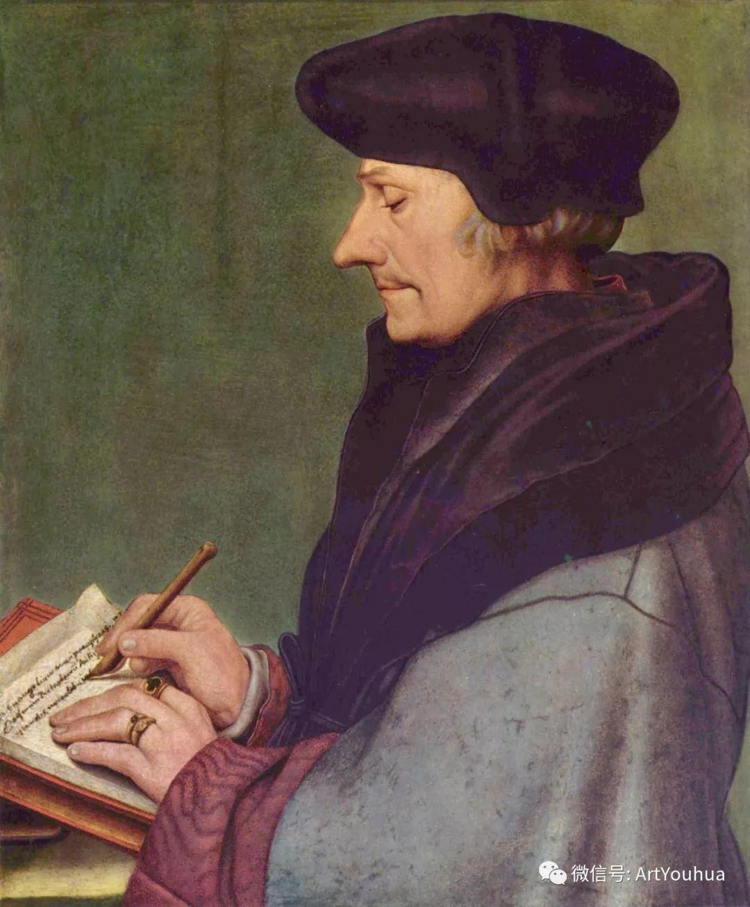 No.12 汉斯·荷尔拜因 | 16世纪德国最后一位著名的画家插图85
