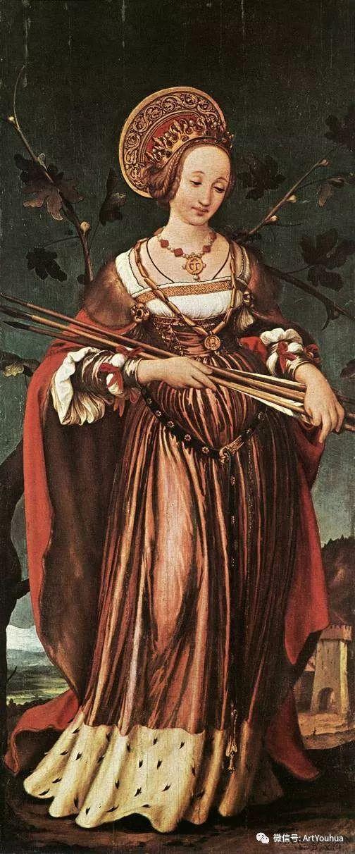No.12 汉斯·荷尔拜因 | 16世纪德国最后一位著名的画家插图87