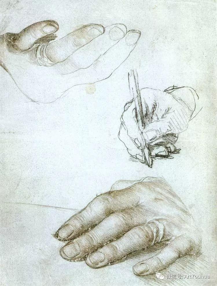 No.12 汉斯·荷尔拜因 | 16世纪德国最后一位著名的画家插图89