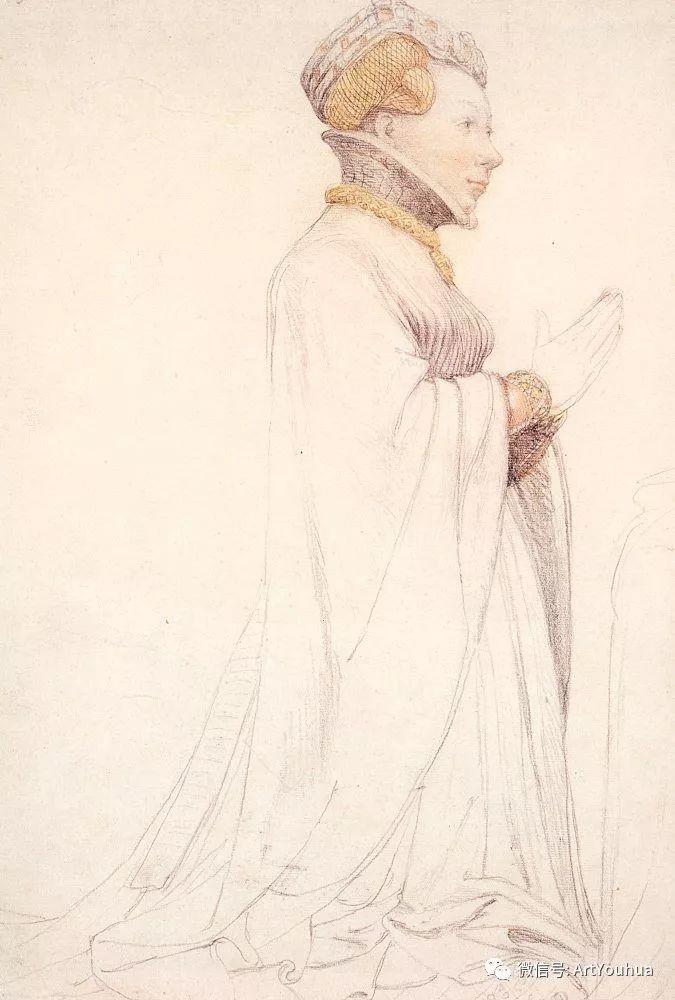 No.12 汉斯·荷尔拜因 | 16世纪德国最后一位著名的画家插图95