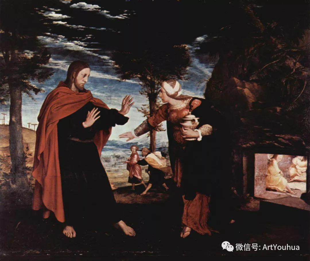 No.12 汉斯·荷尔拜因 | 16世纪德国最后一位著名的画家插图97