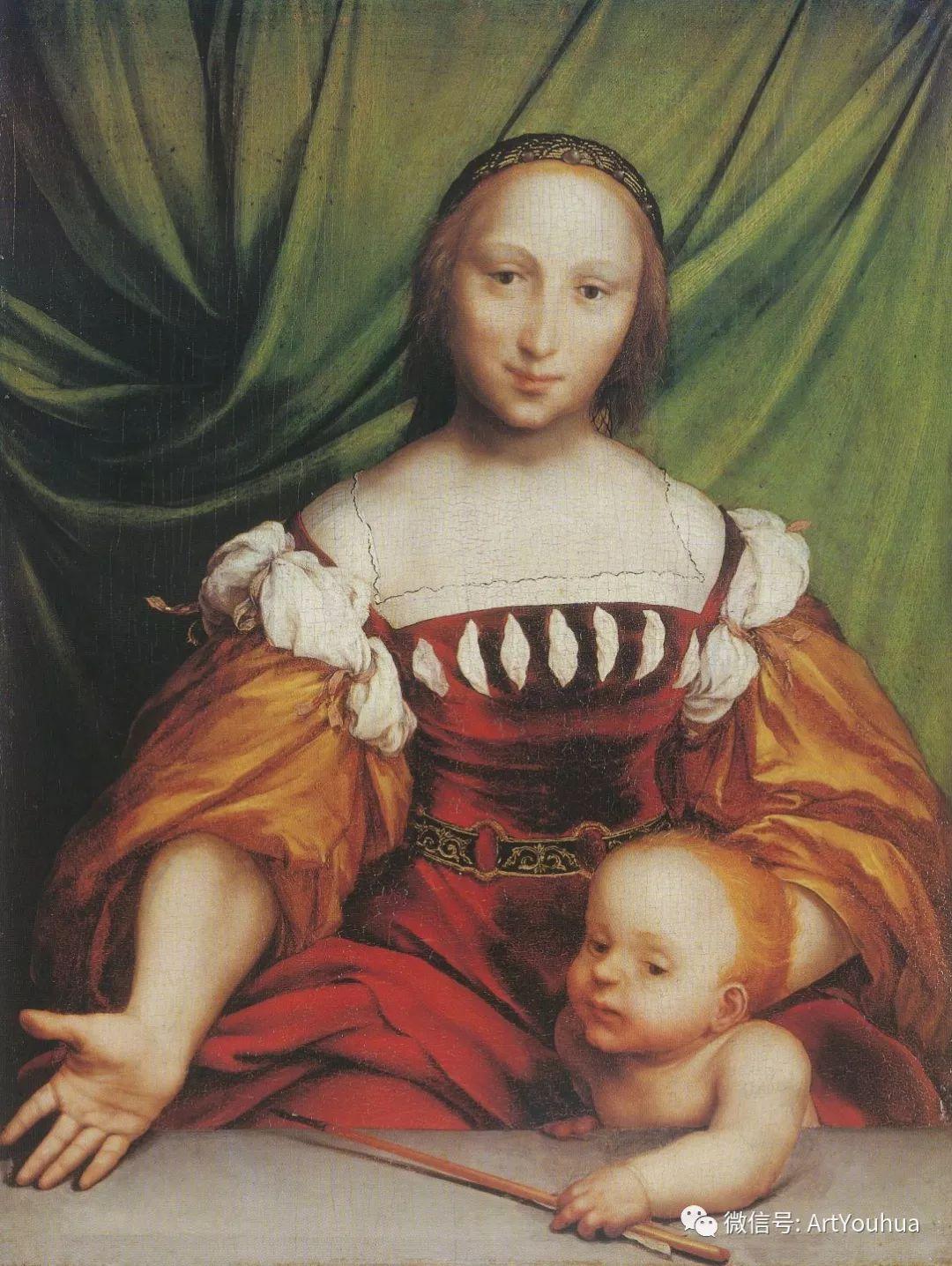 No.12 汉斯·荷尔拜因 | 16世纪德国最后一位著名的画家插图109