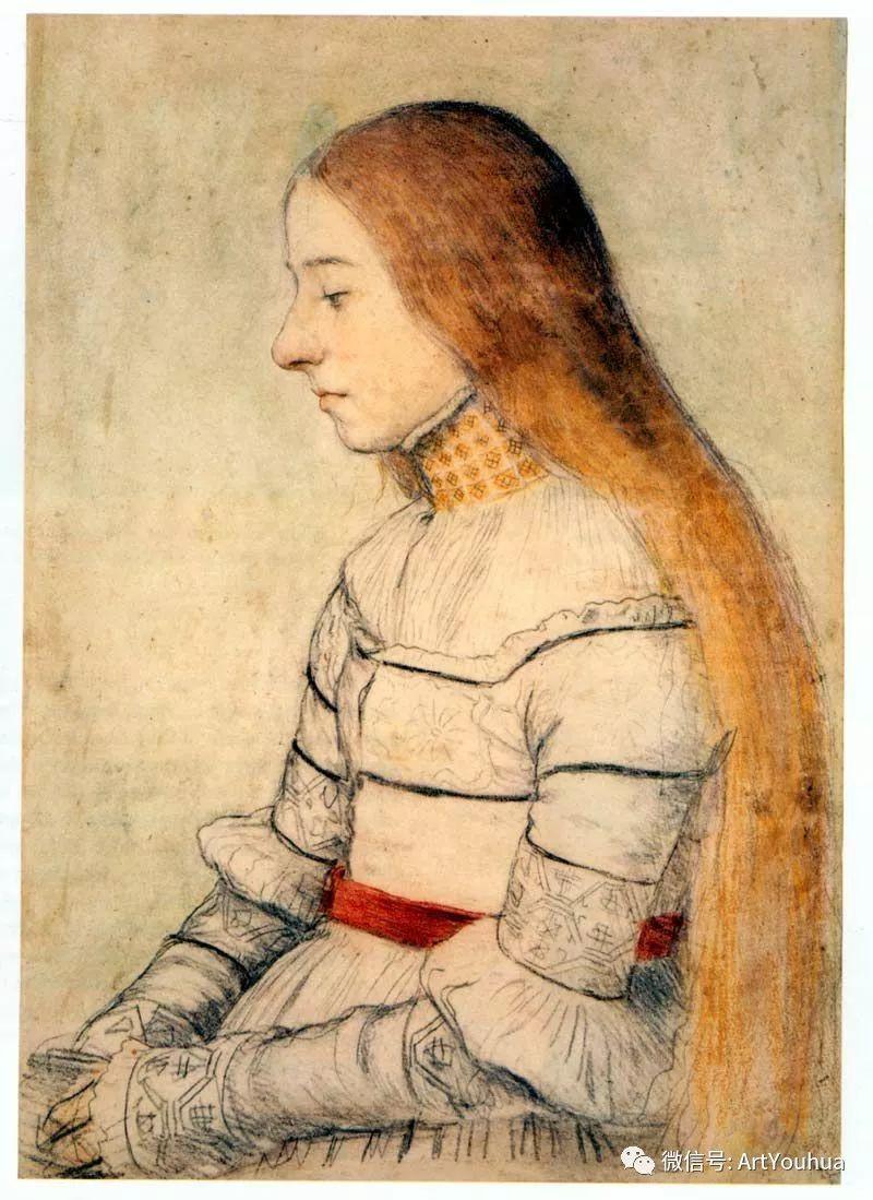 No.12 汉斯·荷尔拜因 | 16世纪德国最后一位著名的画家插图111