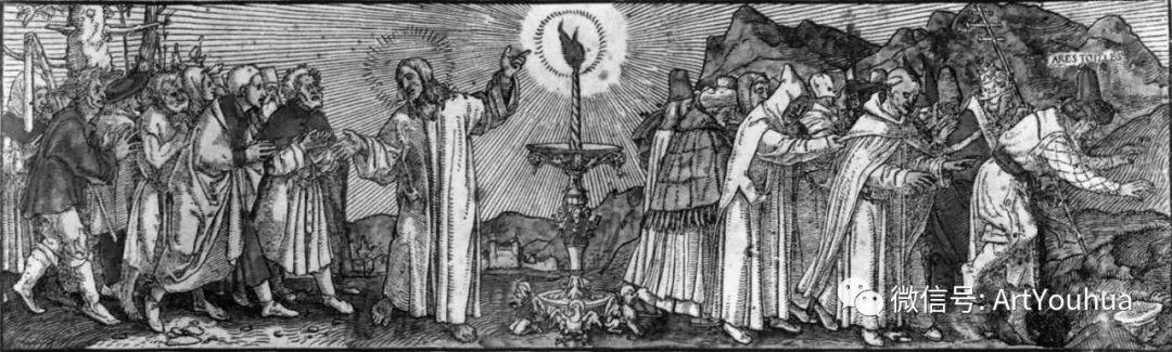 No.12 汉斯·荷尔拜因 | 16世纪德国最后一位著名的画家插图113