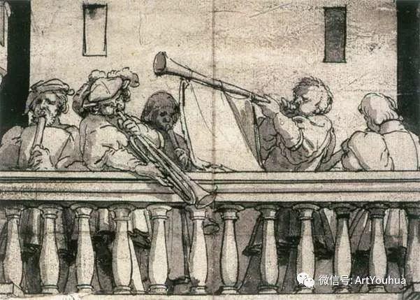 No.12 汉斯·荷尔拜因 | 16世纪德国最后一位著名的画家插图119