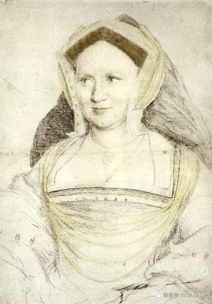 No.12 汉斯·荷尔拜因 | 16世纪德国最后一位著名的画家插图121