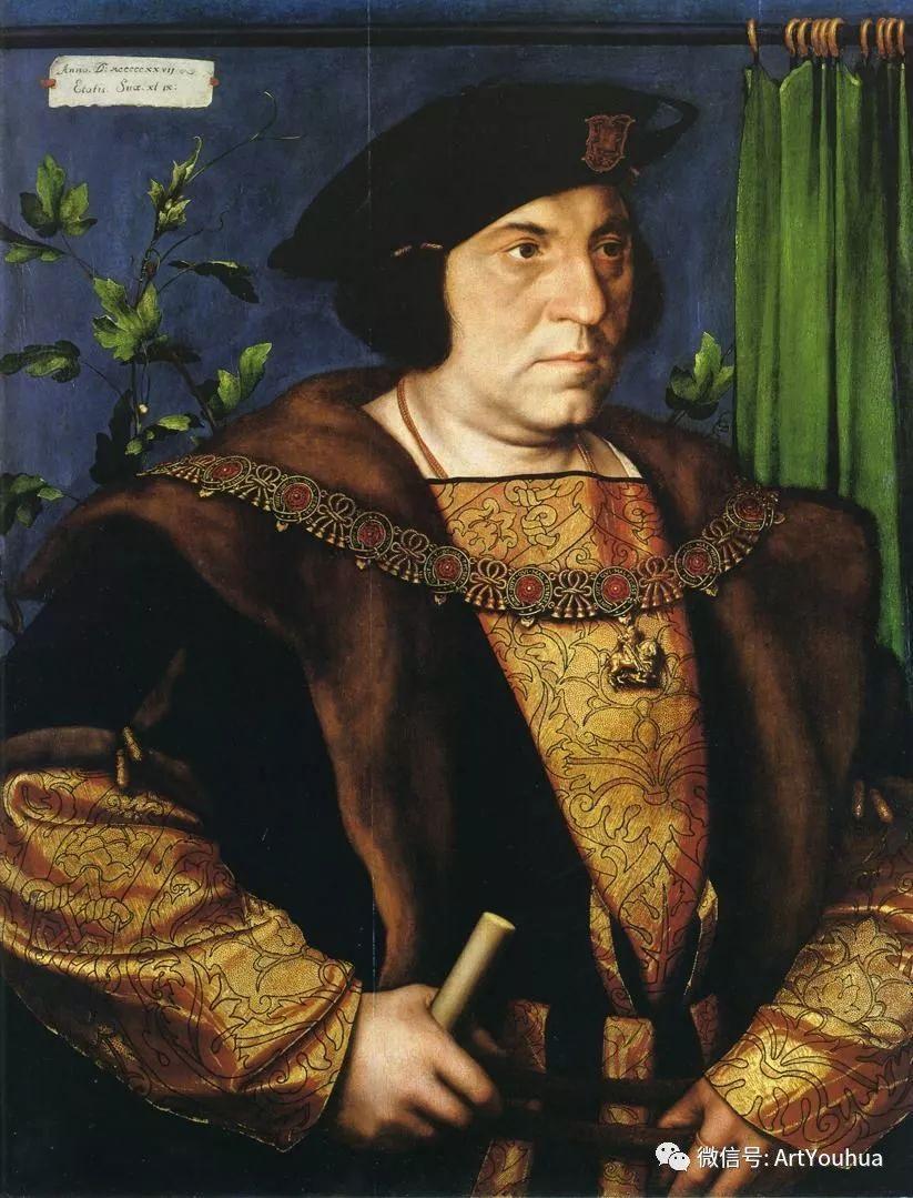 No.12 汉斯·荷尔拜因 | 16世纪德国最后一位著名的画家插图131