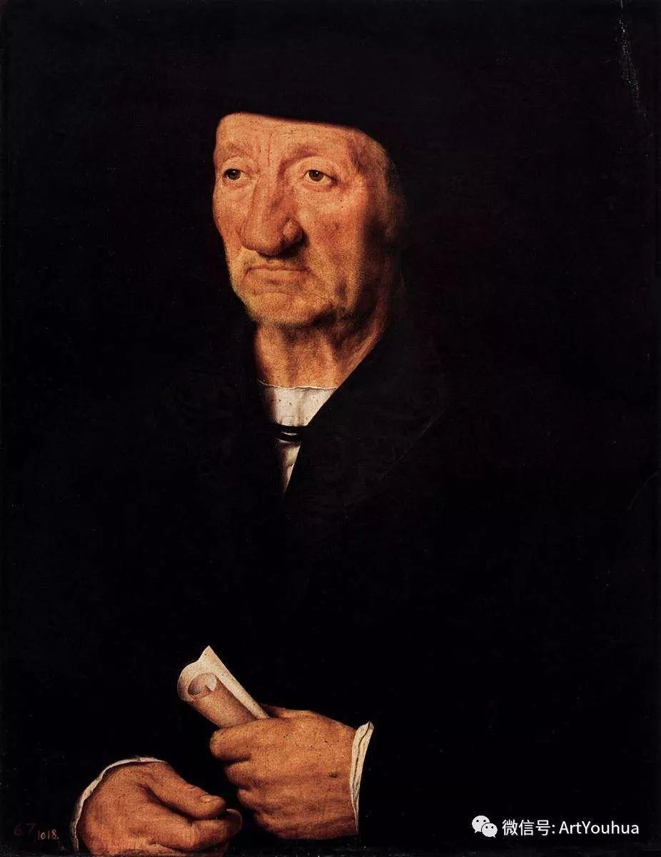 No.12 汉斯·荷尔拜因 | 16世纪德国最后一位著名的画家插图135