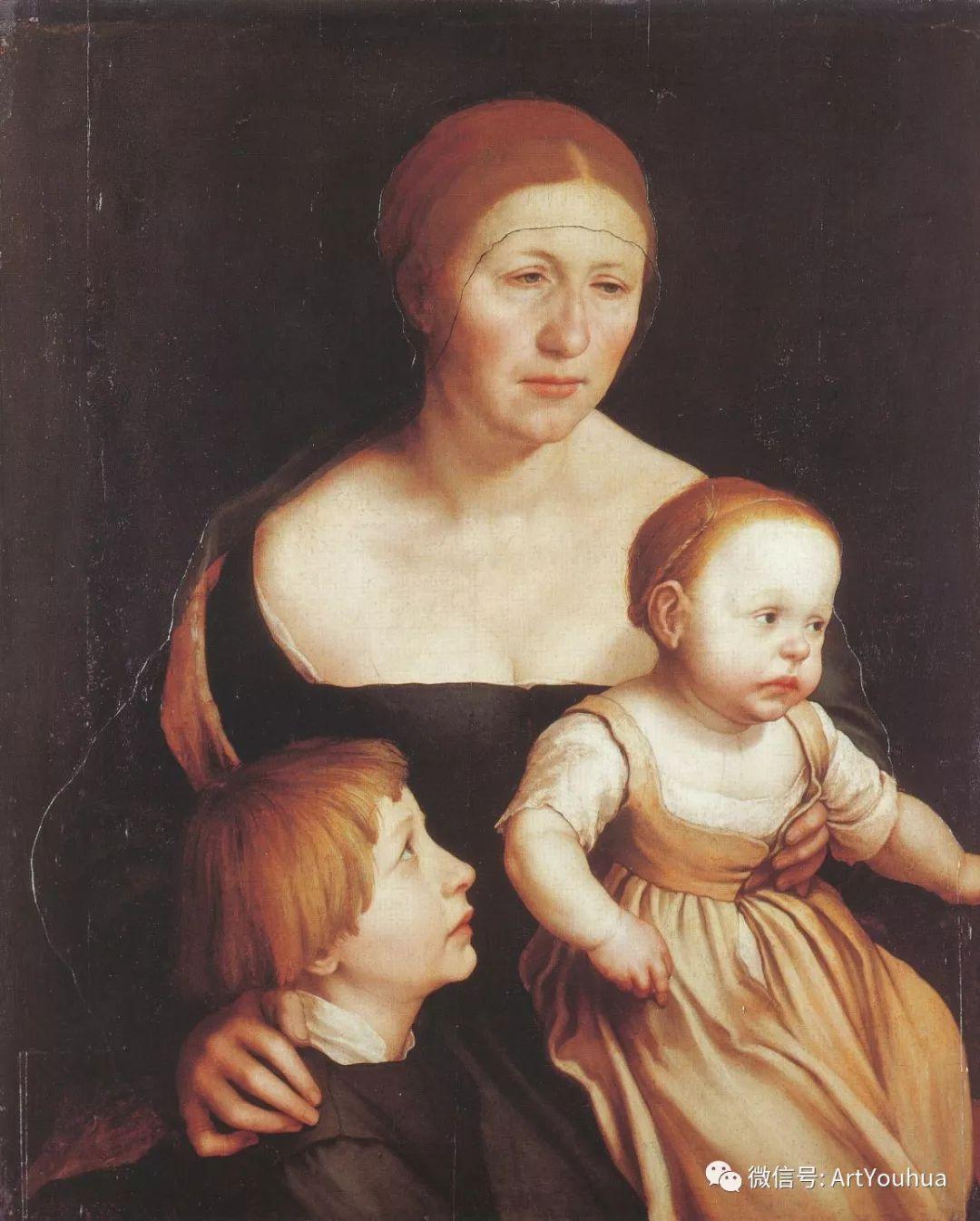 No.12 汉斯·荷尔拜因 | 16世纪德国最后一位著名的画家插图139