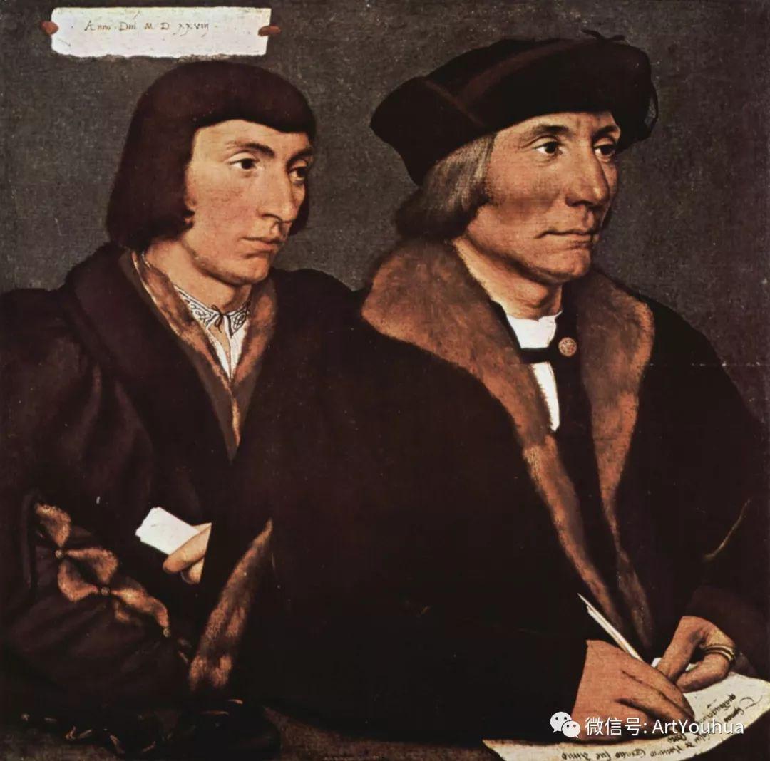 No.12 汉斯·荷尔拜因 | 16世纪德国最后一位著名的画家插图145