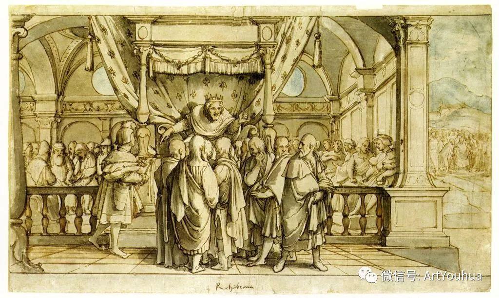 No.12 汉斯·荷尔拜因 | 16世纪德国最后一位著名的画家插图149