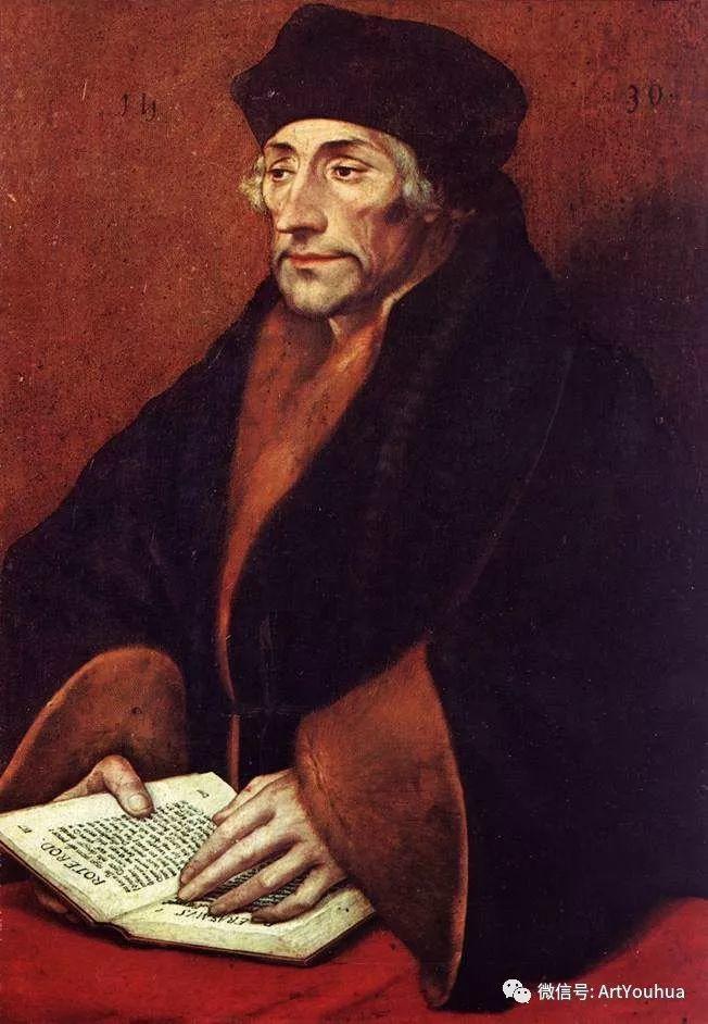 No.12 汉斯·荷尔拜因 | 16世纪德国最后一位著名的画家插图151