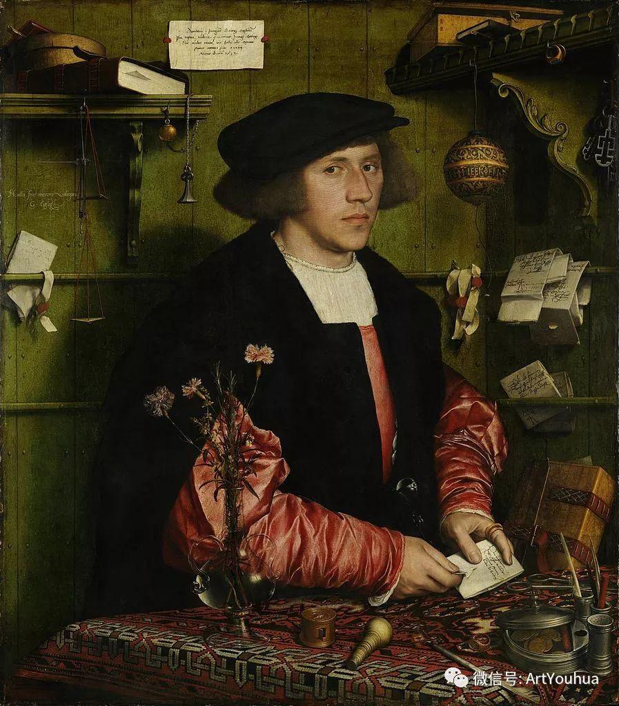 No.12 汉斯·荷尔拜因 | 16世纪德国最后一位著名的画家插图153