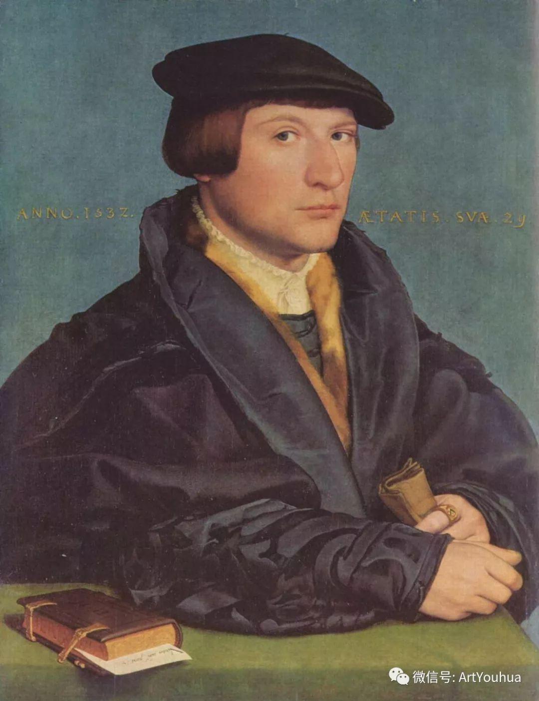 No.12 汉斯·荷尔拜因 | 16世纪德国最后一位著名的画家插图157
