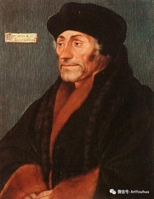 No.12 汉斯·荷尔拜因 | 16世纪德国最后一位著名的画家插图163