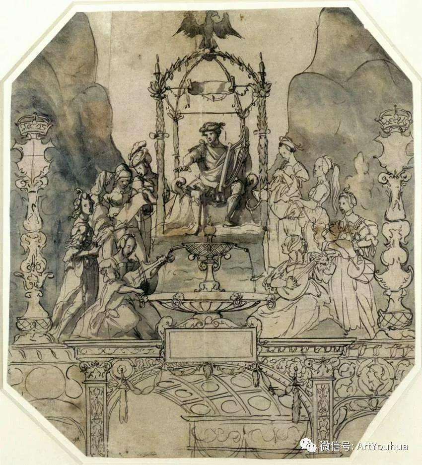 No.12 汉斯·荷尔拜因 | 16世纪德国最后一位著名的画家插图165