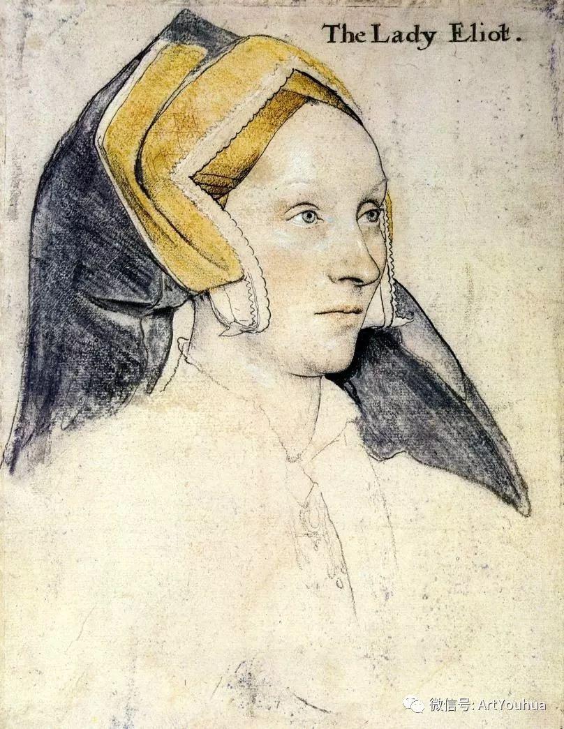 No.12 汉斯·荷尔拜因 | 16世纪德国最后一位著名的画家插图169