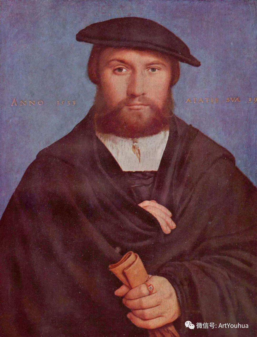 No.12 汉斯·荷尔拜因 | 16世纪德国最后一位著名的画家插图171