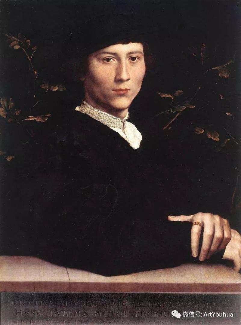 No.12 汉斯·荷尔拜因 | 16世纪德国最后一位著名的画家插图173