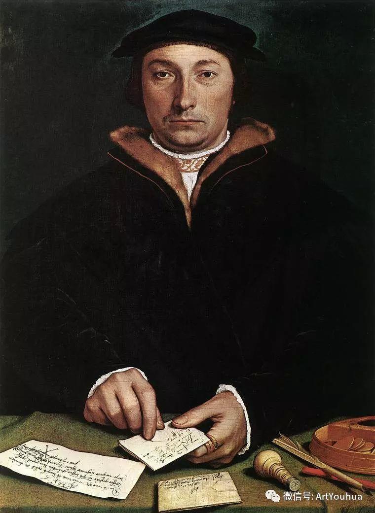 No.12 汉斯·荷尔拜因 | 16世纪德国最后一位著名的画家插图175