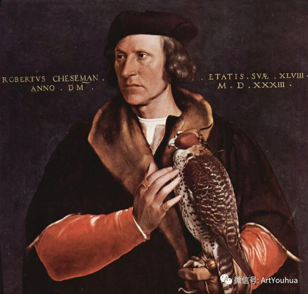 No.12 汉斯·荷尔拜因 | 16世纪德国最后一位著名的画家插图177